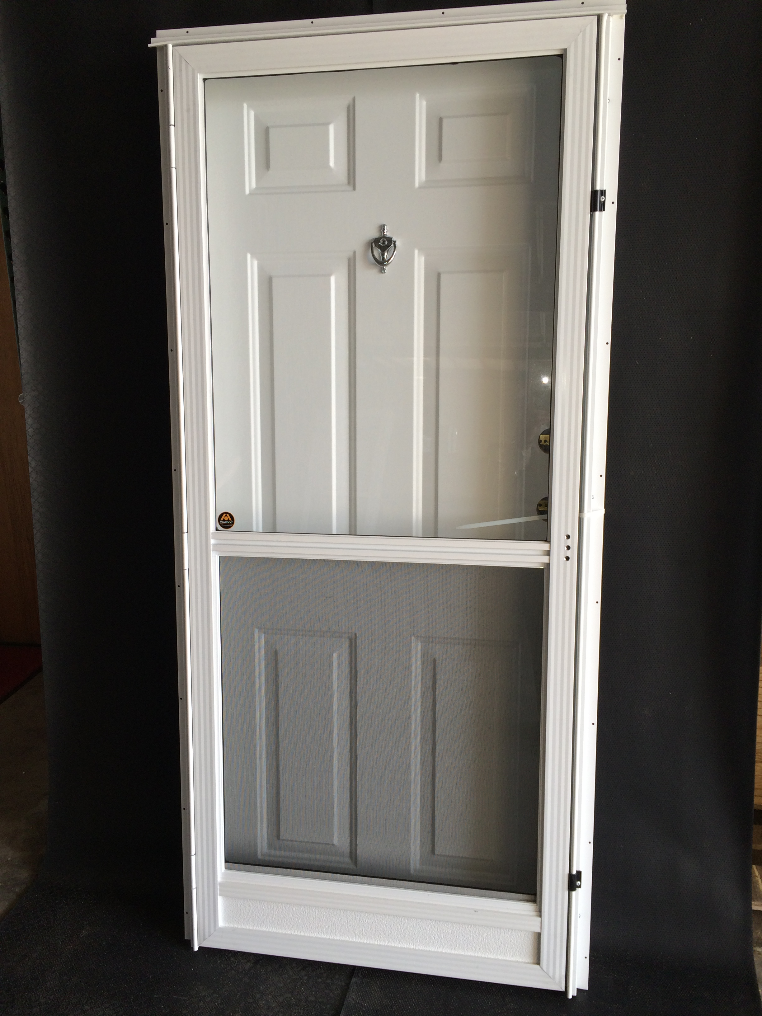6 Panel Steel House Type Door Royal Durham Supply