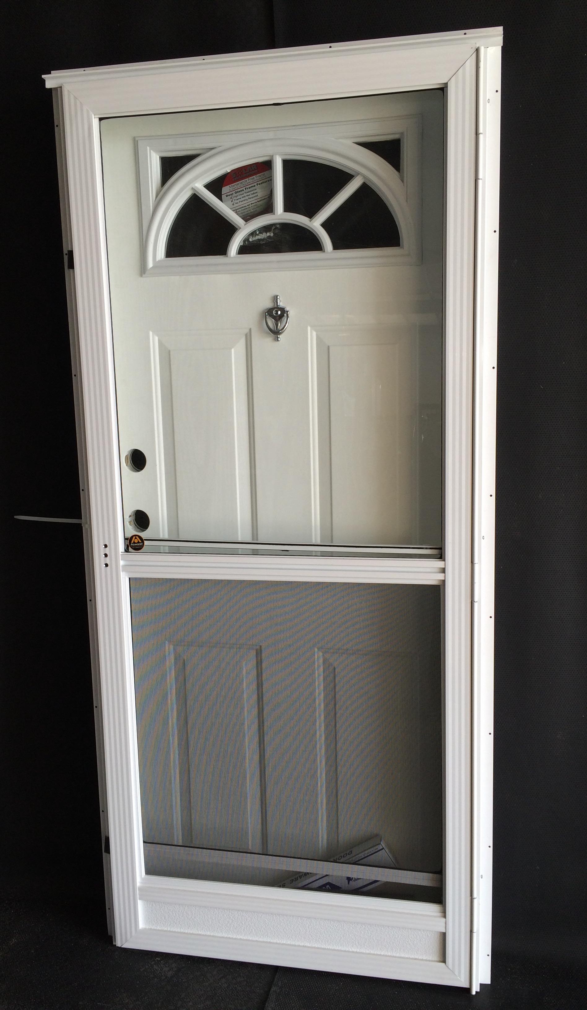 Panel steel house type door royal durham supply