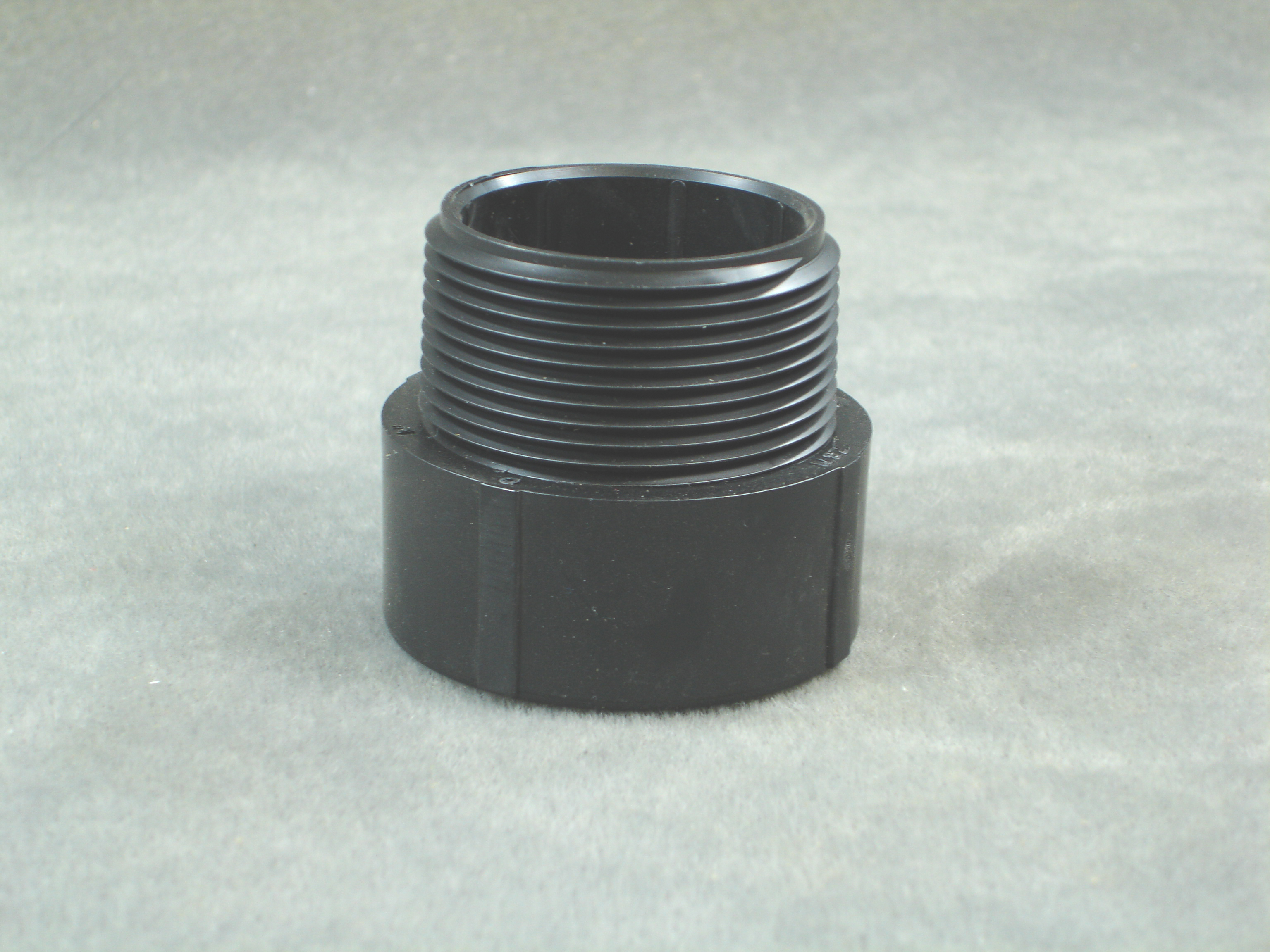 Sch abs male adapter royal durham supply