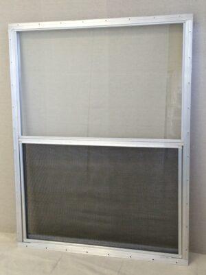 Aluminum Exterior Window