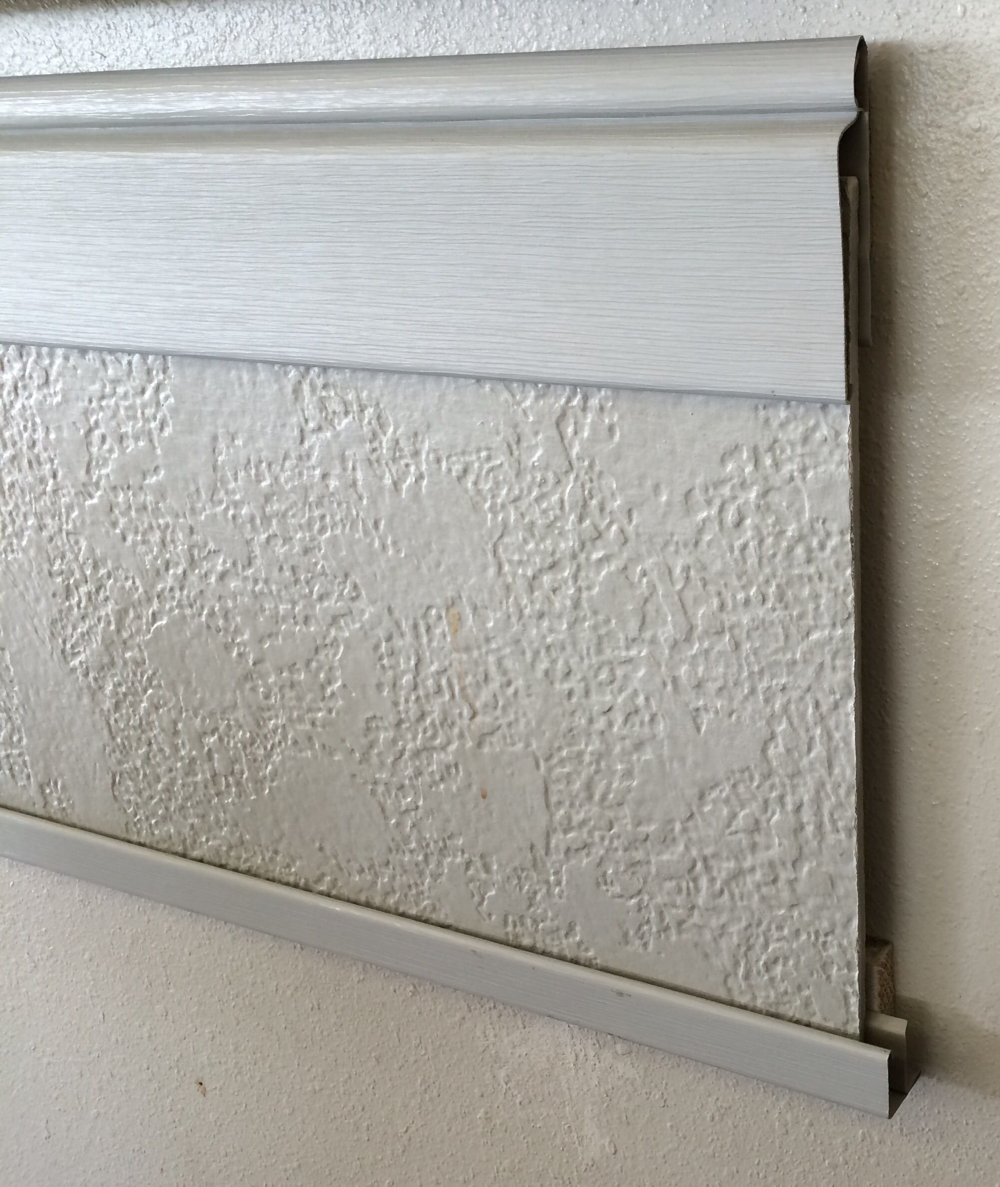 Cement Board Panels : Cement board with vinyl trim royal durham supply
