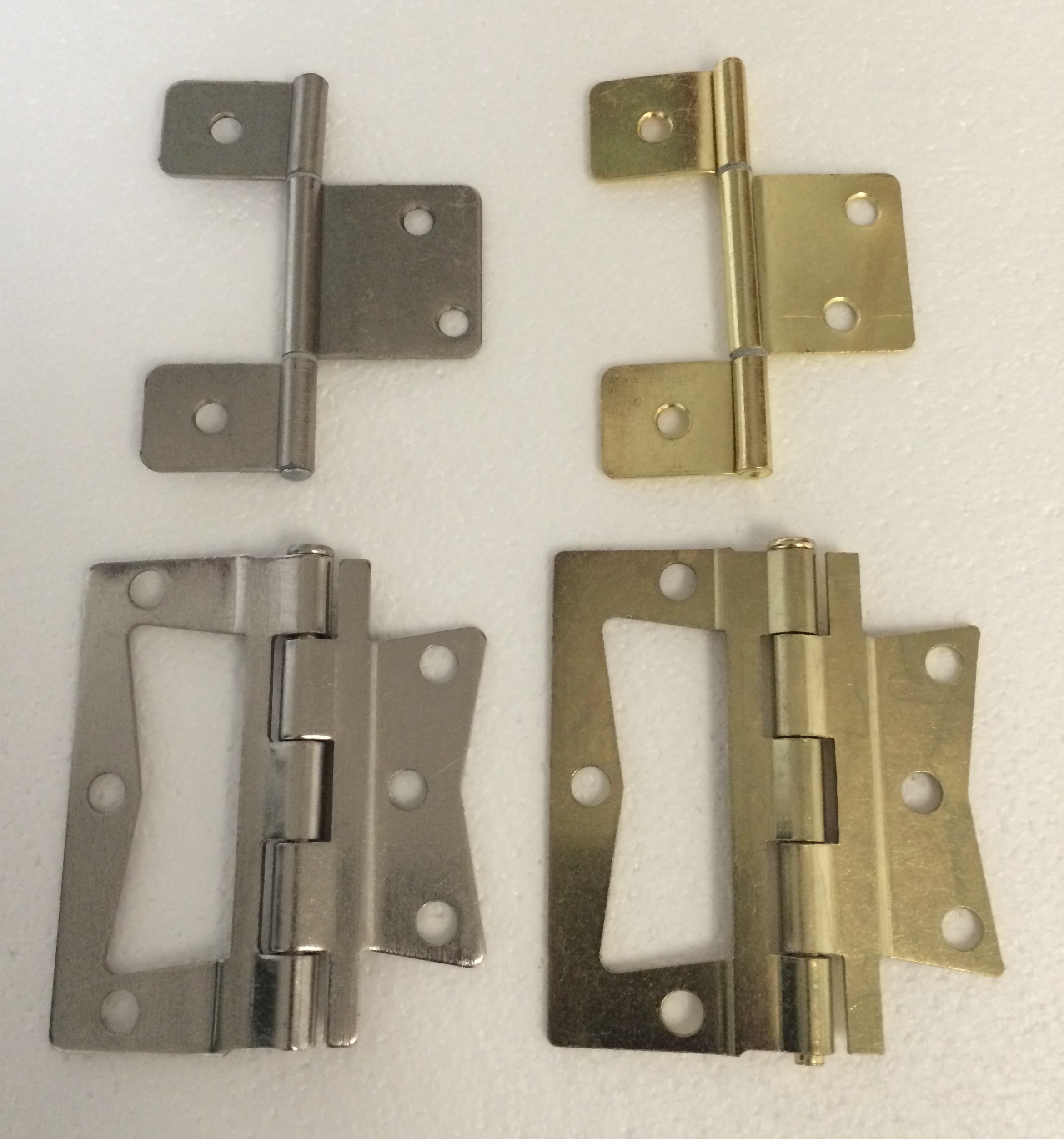 INTERIOR DOOR HINGES
