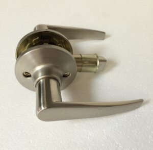 130005 Stainless Lever Handle Passage Lock