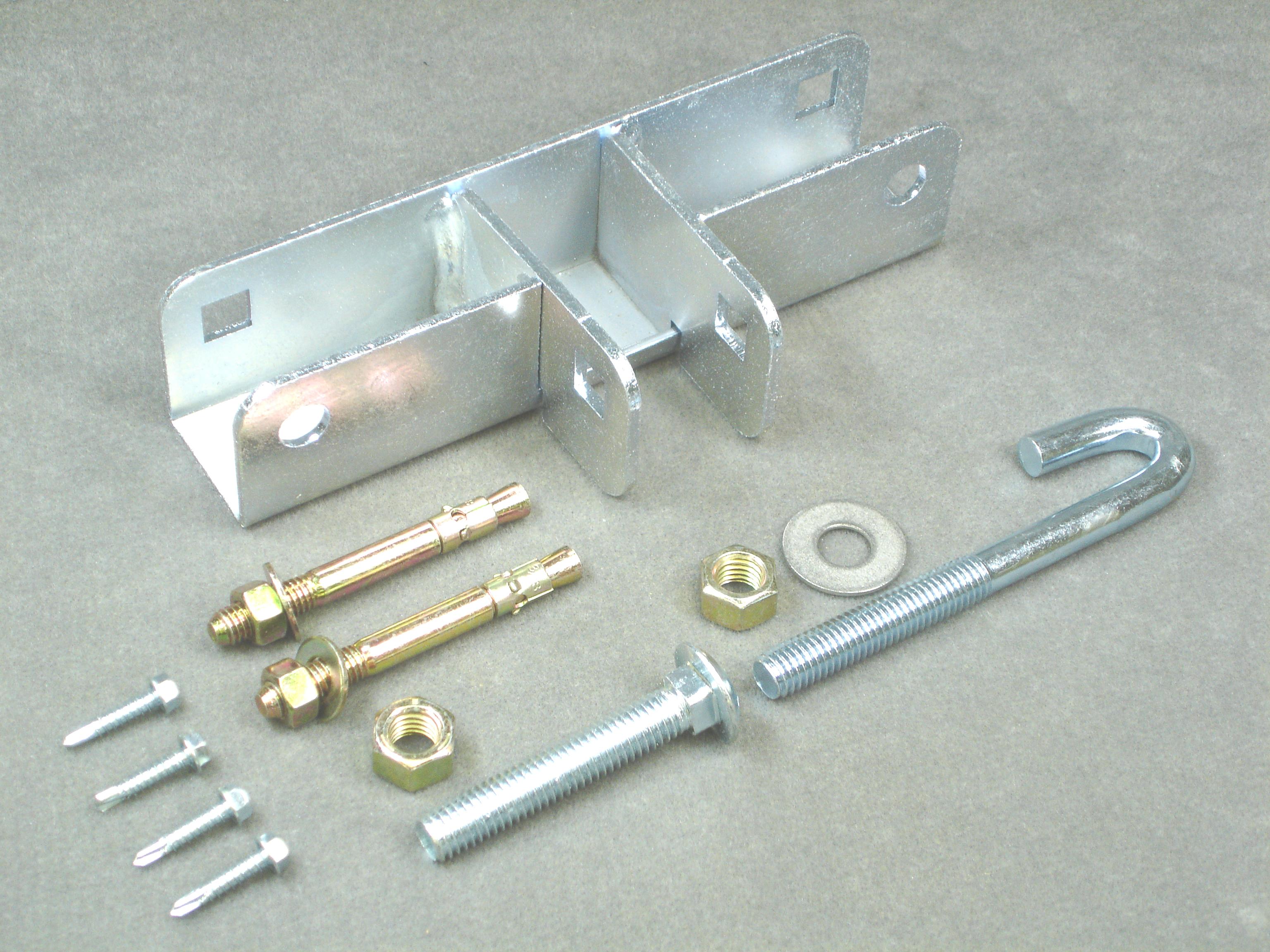 Xi2 Hardware Kit Concrete Royal Durham Supply