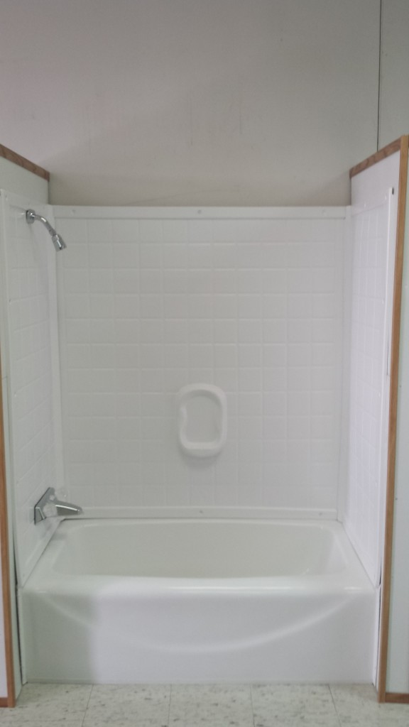 Standard Tub W Surround Royal Durham Supply