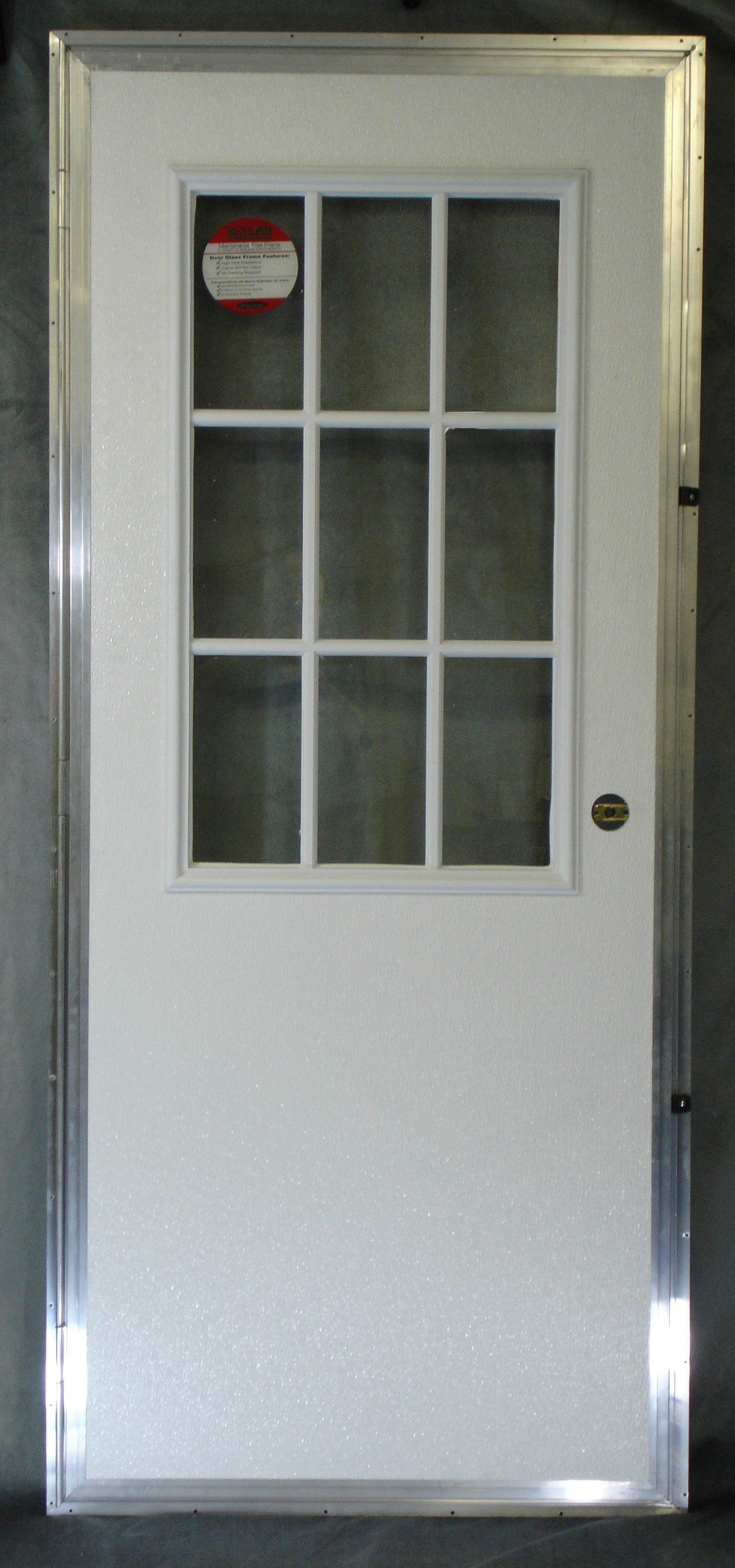 Five Panel Interior Door